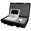 17W x 11D x 3.5H Molded Case with Foam lining