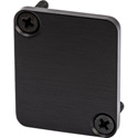 Switchcraft ECPPKG EH Series Cover Plate (Bagged with two 4-40 screws)