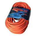 Electrical Extension Cord 14/3 AWG 100 Ft. Orange