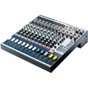Soundcraft EFX8 8-2 Mixer with 24bit Lexicon Effects
