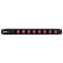 Eliminator Lighting E-107 Rack Mount Power Center