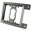 Low Voltage Single Gang Mounting Bracket