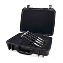 Earthworks CMK4 Close Mic Kit for Drums in High Impact Case