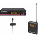 Sennheiser EW 122 G3 Rackmount Wireless System w/ME 4 Lav 516-558 MHz