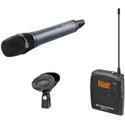 Sennheiser EW 135P G3 e835 Handheld Portable Wireless System 516-558 MHz