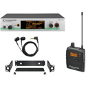 Sennheiser EW 300 IEM G3 Wireless In Ear Monitor System 516-558 MHz