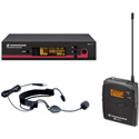 Sennheiser EW 152 G3-A Wireless Headset Microphone System 516-558 MHz