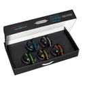 Direct Sound EXJH-255 JamHub BedRoom Headphone Kit (EX-25 5-Pack)