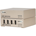 Gefen EXT-USB-400FON USB 400 FO - Optical 4 Port USB 2.0 Hub