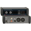 RDL EZ-MPA2 Stereo Output Dual Microphone Preamplifier