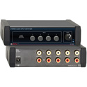 RDL EZ-SX4 4x1 Stereo Audio Input Switcher