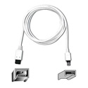 Belkin F3N403-06-APL 6 Ft. 9 Pin/4 Pin FireWire Cable