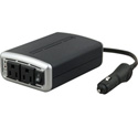 Belkin F5C400-300W AC Anywhere 300W Power Inverter With 2 Outlets