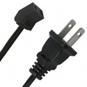 AC Power Cord for Orion Muffin Fan 6 Foot