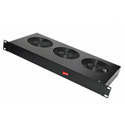 Rackmount Fan Tray - 3 Fans