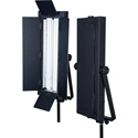 FloLight FL-110AWD 2 x 55W Fluorescent Video Light - Wireless Dimming with Lamps