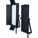 FloLight FL-110AWT 2 x 55W Fluorescent Video Light - Wireless Dimming with Lamps