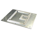 1/4-Inch Aluminum Carpet Flange Lift-Off Door for FL-540 Floor Box