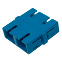 SC to SC Singlemode Duplex Fiber Optic Coupler Adapter - Flangeless
