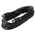 TecNec FS-FS-50 Screw On F to F Cable 50 Foot