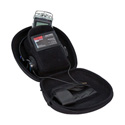 Gator G-MICRO PACK Case for Micro Recorders Headphones Accessories