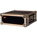 Gator G-TOUR-EFX4 ATA Shallow 4RU Rack Road Case