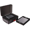 Gator GAV-LTOFFICETSA Case w/Removable Laptop Tray Wheels & Tow Handle
