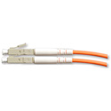 Gefen CAB-2LC-60 - 2 Strand LC-LC Multimode Fiber Optic Link - 60 Foot Cable