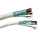 Gepco 6604HS 22 AWG 4 Pair Plenum Cable (1000 Ft.)