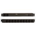 Geist Manufacturing SP124-10 Rack-mountable 12 Outlet Power Distribution Unit