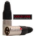 Goldline GL14 Compact Sine Wave Generator With Phantom Power Indicator