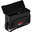 Gator Cases GM-2W Wired/Wireless Microphone Case For 2 Mics