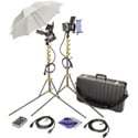 VIP GO Pro-Visions Kit 2 Pro-Lights/2 Uni-Stands