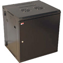 Gator GR-WH4B0921TB 9U 21 Inch Deep Rack with Steel Door