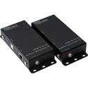 Gefen GTB-USB2.0-4LR-BLK ToolBox USB 2.0 LR 4-Port Extender (Black)