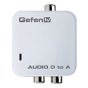 GefenTV GTV-DIGAUD-2-AAUD Digital Audio to Analog Adapter