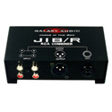 Galaxy Audio JIB/R Jacks In The Box RCA Combiner