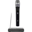 Galaxy Audio VESR/H18 Single Channel VHF Handheld Microphone System 173.8 MHz