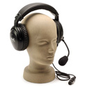 Anchor Audio PortaCom H-2000 Dual-Earpiece Headset