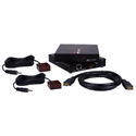 Full HDMI/HDCP 720p/1080p Over LAN Extender Kit 300 Meters