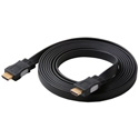 CL2 High Speed Flat HDMI Cable Male to Male - 6 Foot