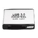 Hoodman RAWUSB3 USB 3.0 UDMA Reader