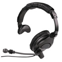 Sennheiser Single Sided Headphone w/Boom Mic Terminated w/XLR & Phone