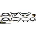 TecNec Premium Home Theatre Cable Kit