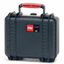 HPRC 2200F Black Hard Case w/Cubed Foam