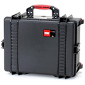 HPRC 2600WE  Wheeled Hard Case - Black - Empty