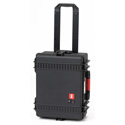 HPRC 2600WF  Wheeled Hard Case - Black with Foam