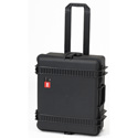 HPRC 2700WF Black Wheeled Hard Case w/Foam