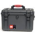 HPRC 4100F Black Hard case w/cubed foam