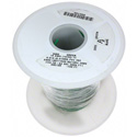 NTE Electronics 24 AWG 300V Stranded Hook-Up Wire 100 Foot Spool Brown